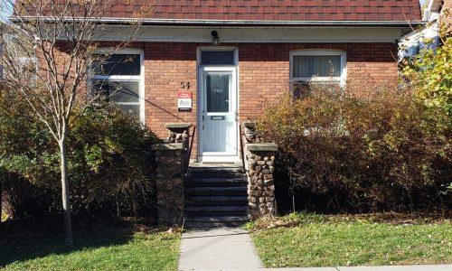 54B Collingwood St.(Upper) - Exterior