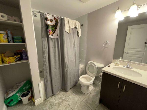 8-271 Earl St Bathroom 1